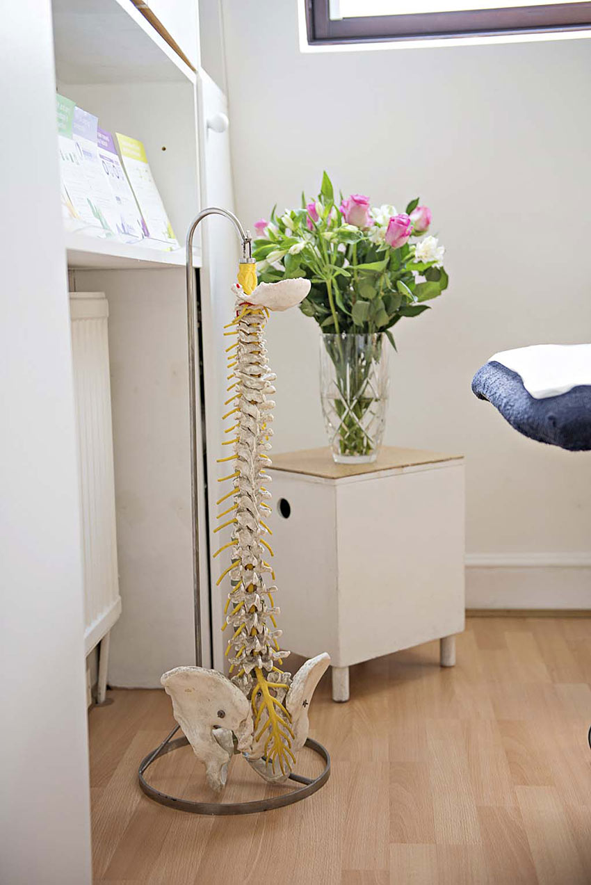 Alison Judah Osteopath Treatments in Hammersmith and Hove